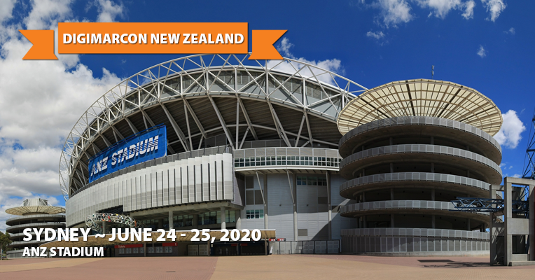 DigiMarCon Australia & New Zealand 2020