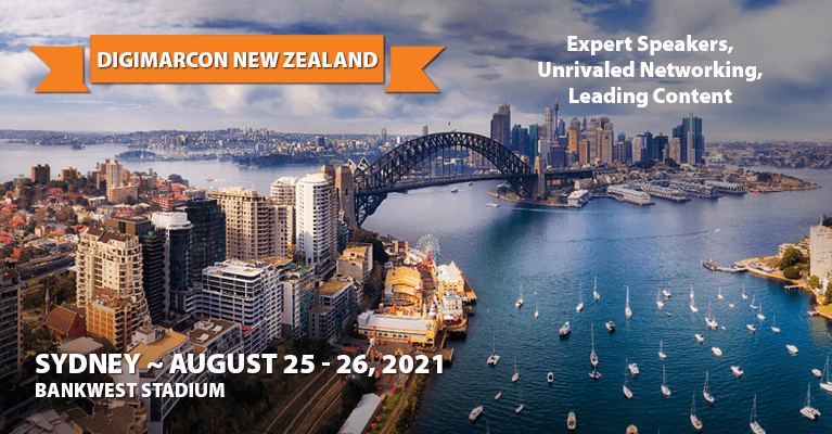 DigiMarCon Australia & New Zealand 2021