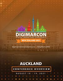 DigiMarCon New Zealand 2021