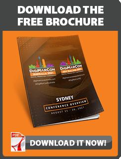 Download DigiMarCon Australia & New Zealand 2021 Brochure